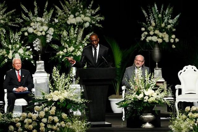 Похороны Мохаммеда Али (8)