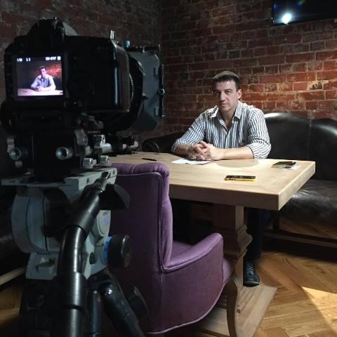 Александр Колесников о боксе, допинге и НЛО  (1)