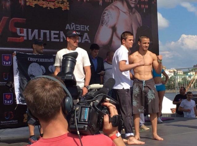 Аза Савлаева о поражении боксера Александра Котова в Екатеринбурге (2)