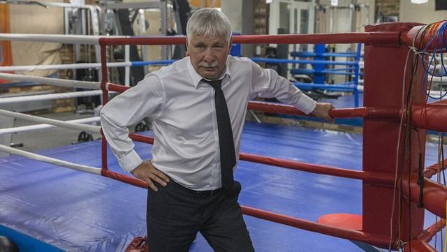 Виктор Рыбаков. Шесть лет за фарфор, жизнь и приключения великого боксера (1)