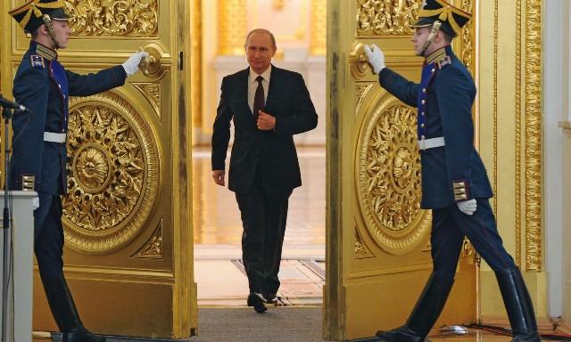 Владимир Путин встретился с членами олимпийской сборной России (1)