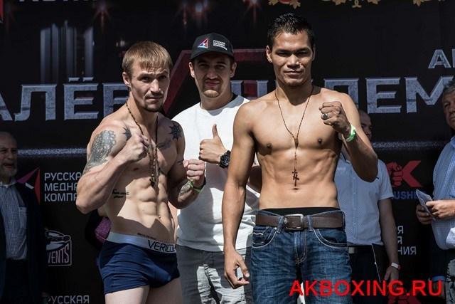 Павел Маликов завоевал титул WBC Asian Boxing Council Silver в легком весе (1)