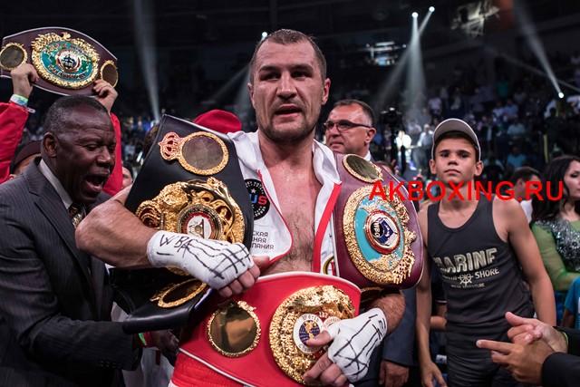 Сергей Ковалев победил по очкам Айзека Чилембу (2)