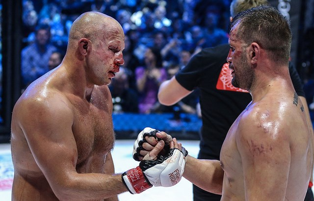 Результат боя Федора Емельяненко и Фабио Мальдонадо могут изменить на ничью (1)