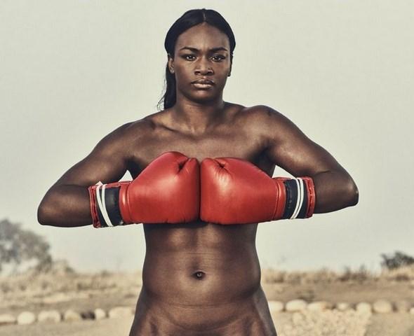 Кларесса Шилдс: Я хочу стать иконой бокса (4)