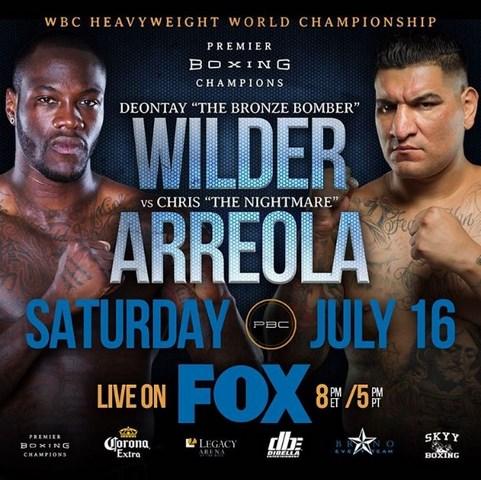 Кто победит 16 июля, Деонтей Уайлдер или Крис Арреола? (1)