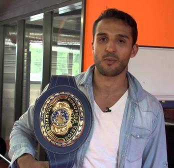 Роберт Штиглиц попробует забрать титул чемпиона Европы у Мехди Амара (1)