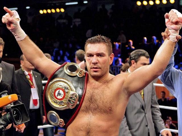 Руслан Чагаев лишен звания чемпиона Мира по версии WBA (1)