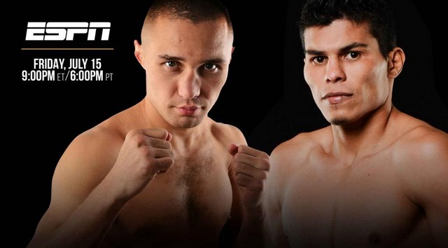 Сергей Липинец нокаутировал Уолтера Кастильо в седьмом раунде (1)