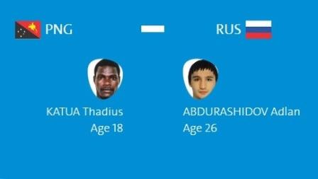 Абдурашидов, Замковой, Хамуков и Никитин выйдут на ринг первыми (1)