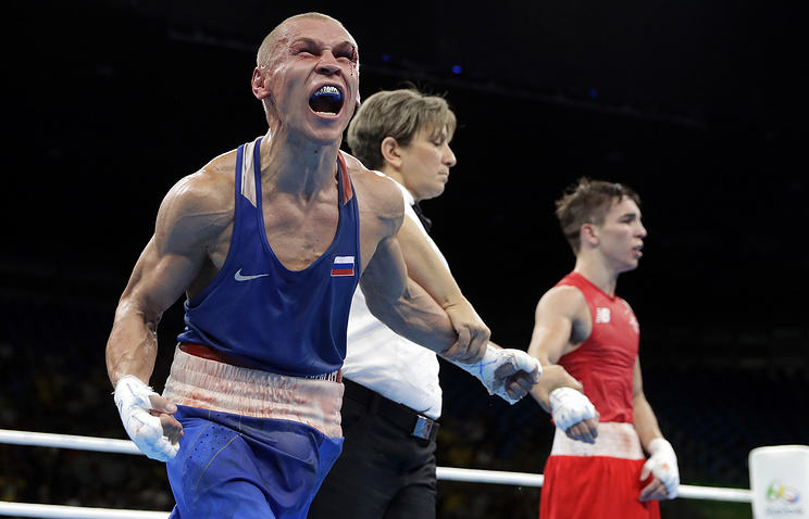 Олимпиада в Рио: Владимир Никитин завоевал бронзовую медаль и снялся с Игр из-за травмы (1)