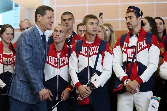 Боксерские итоги XXXI Летних Олимпийских Игр 2016 года (4)