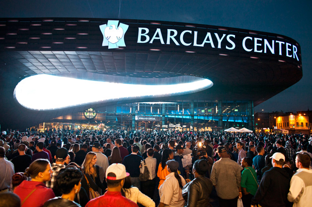Barclays Center в Бруклине