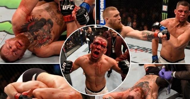 Прямая трансляция UFC 202: Конор МакГрегор – Нэйт Диас II (1)