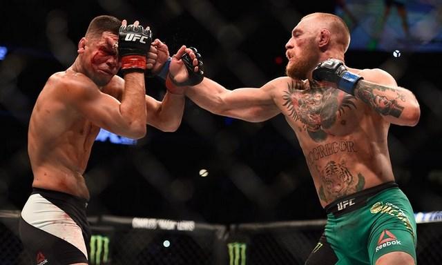 UFC 202: Конор МакГрегор взял реванш у Нэйта Диаса (1)