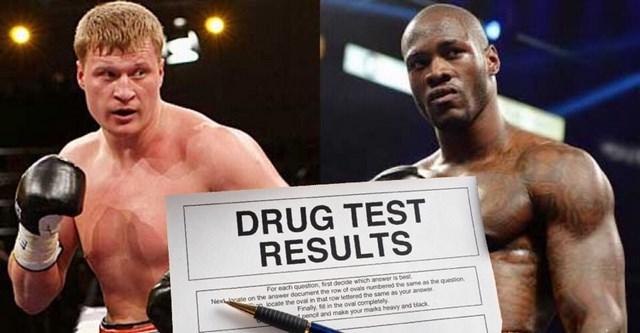 СМИ докладывают о вероятной дисквалификации боксера Поветкина