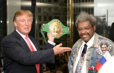 Дон Кинг собрался позвать Владимира Путина и Дональда Трампа на бой Поветкин – Стиверн  (1)