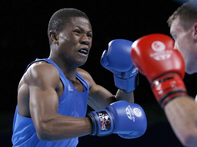 Боксер-знаменосец сборной Намибии Джуниус Джонас арестован в Рио-де-Жанейро (1)