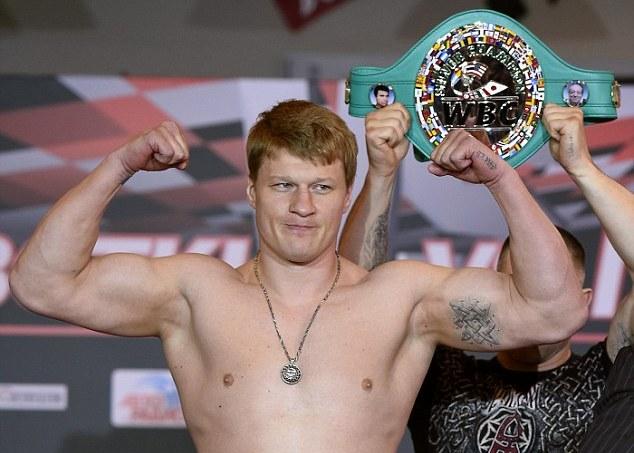 Официальное решение WBC касательно Александра Поветкина (1)