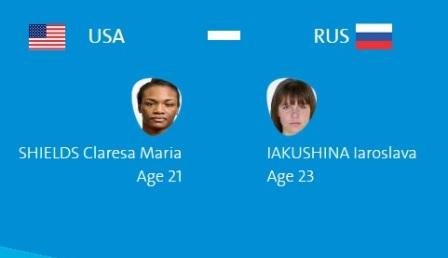 Прямая трансляция из Рио: Анастасия Белякова, Ярослава Якушина и Миша Алоян (2)