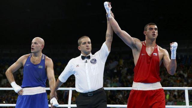 Олимпиада в Рио: Отстранены от работы судьи боя Тищенко - Левит  (1)