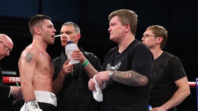 Чемпион Мира WBA Рикки Бернс сразится с Кириллом Релихом (2)