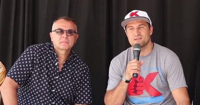 Андре Уорд не пришел на пресс-конференцию с Сергеем Ковалевым (1)