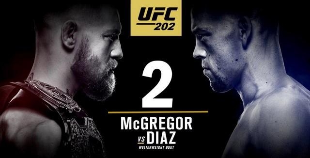 Прямая трансляция UFC 202: Конор МакГрегор – Нэйт Диас II (4)