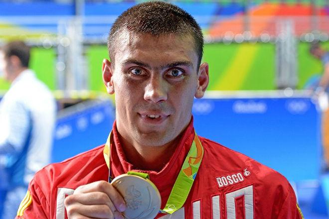 Евгений Тищенко в Рио