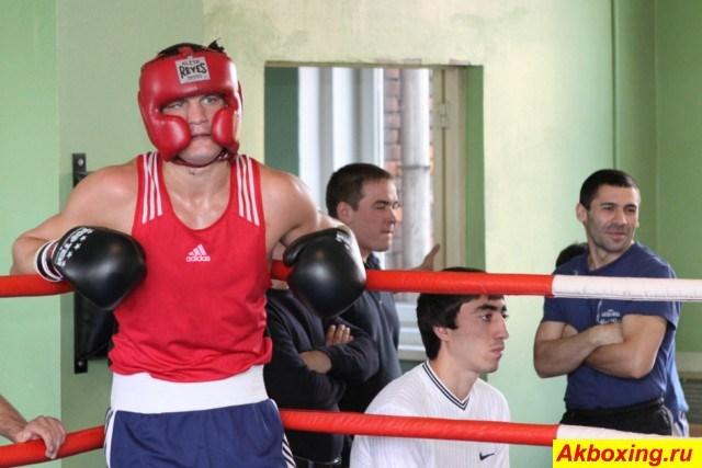 Ушел из жизни боксер Роман Романчук (1)