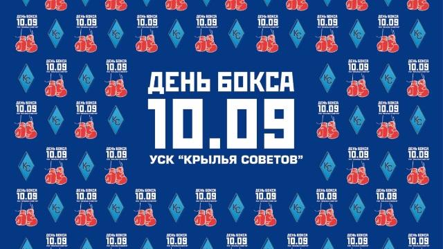 День российского бокса