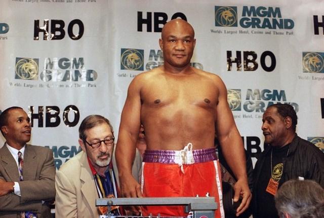 Джордж Форман: Я собирался вернуться в бокс в 55 лет (2)