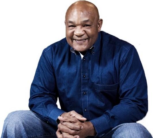 Джордж Форман: Я пришел в бокс, чтобы немного сбросить вес (1)