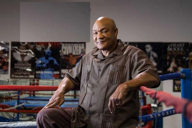 Джордж Форман: Я собирался вернуться в бокс в 55 лет (9)
