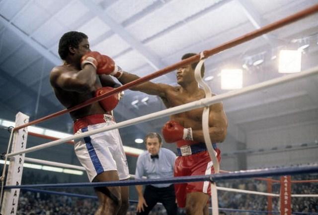 Джордж Форман: Я пришел в бокс, чтобы немного сбросить вес (7)