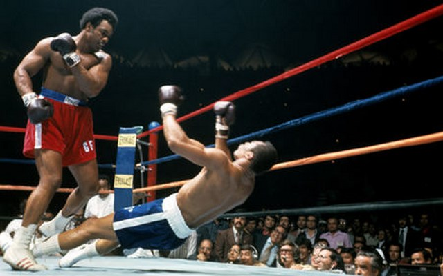 Джордж Форман: Я пришел в бокс, чтобы немного сбросить вес (5)