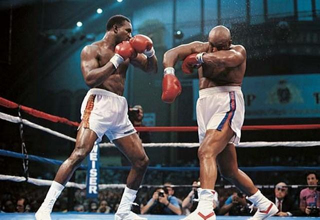 Джордж Форман: Я собирался вернуться в бокс в 55 лет (4)
