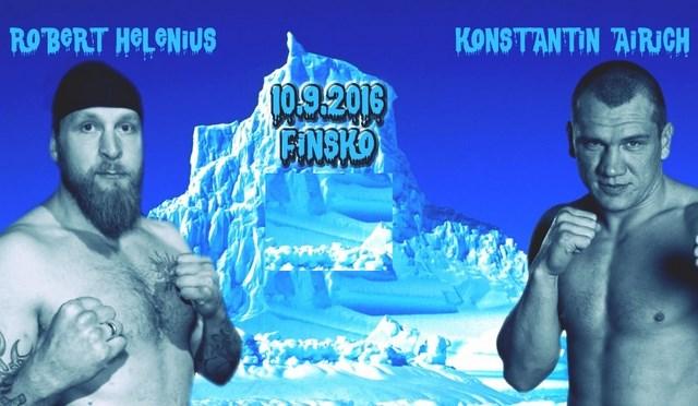 Роберт Хелениус нокаутировал Константина Айриха за 49 секунд (1)