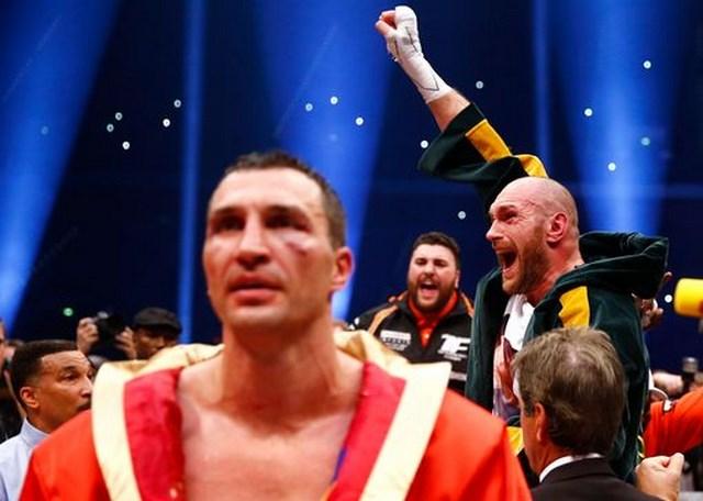 Владимиру Кличко предложили бой с Энтони Джошуа (2)