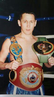 Чемпион мира Анатолий Александров открывает школу бокса (2)