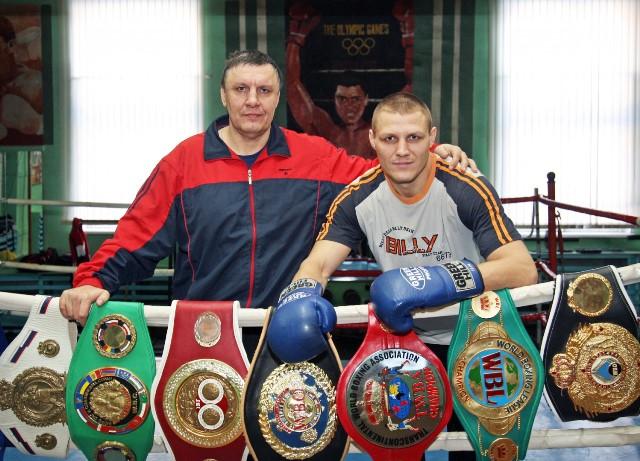 Валерий Беспалов и Дмитрий Сухотский