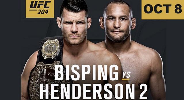 Прямая трансляция UFC 204: Майкл Биспинг - Дэн Хендерсон II, Альберт Туменов - Леон Эдвардс (1)