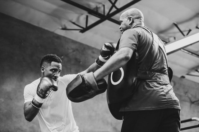 Андре Уорд начал подготовку к бою с Сергеем Ковалевым (3)