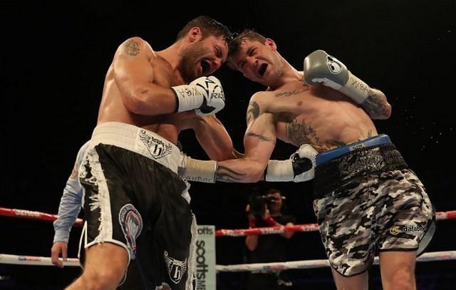 Чемпион Мира WBA Рикки Бернс победил Кирилла Релиха (1)