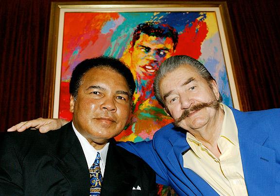 Muhammad Ali, LeRoy Neiman