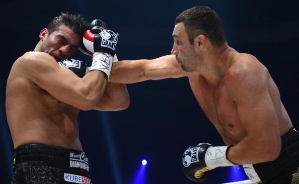 Виталий Кличко: Я занялся тем, что намного сложнее профессионального бокса (1)