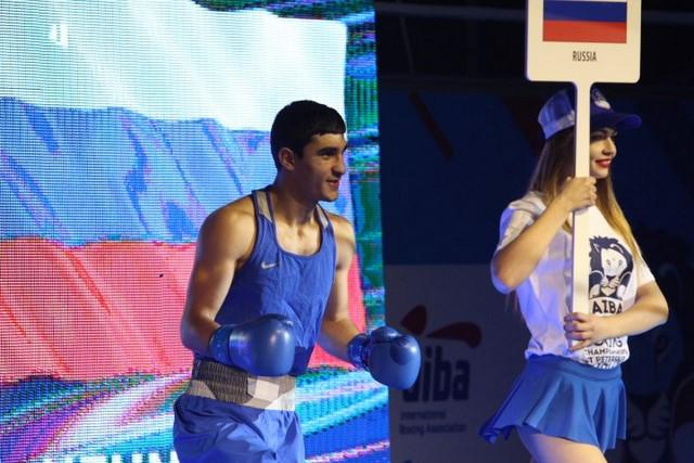 Прямая трансляция финала: Молодёжный Чемпионат Мира - 2016 по боксу в Санкт-Петербурге (3)