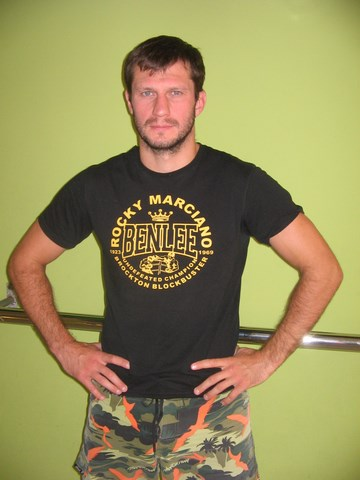 Игорь Михалкин возвращается в бокс после дисквалификации (4)