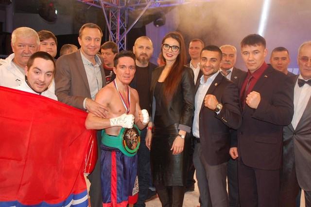 Вячеслав Мирзаев завоевал титул чемпиона WBC International Silver (2)