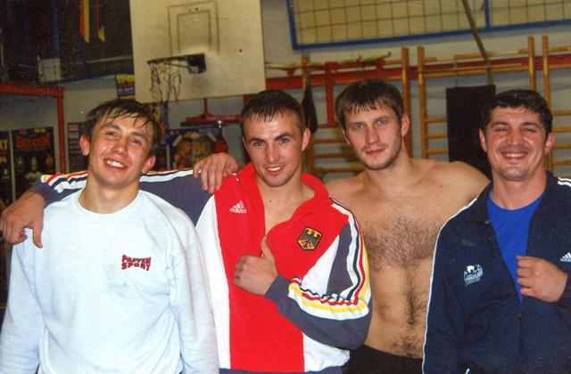 Игорь Михалкин возвращается в бокс после дисквалификации (3)